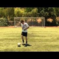 How To Trap A Soccer Ball With Your Foot