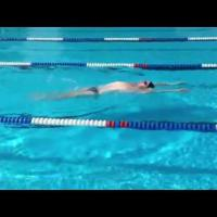 Breaststroke Drill - Breaststroke On Your Back