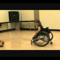 wheelchair basketball - Ball Handling