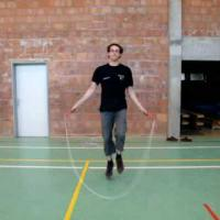 Rope Skipping Speed Step