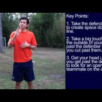 How to Dribble like a Winger