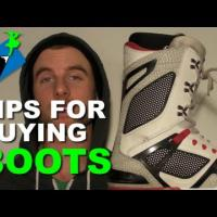 Tips For Buying Snowboard Boots