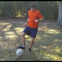 Soccer Passing - One Touch