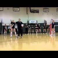 Volleyball - Passing part 1