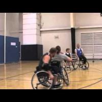 Wheelchair basketball - Passing