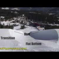 How to Snowboard - Introduction to Halfpipe