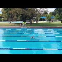 Breaststroke Drills - Under the Ropes