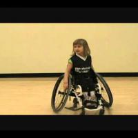 wheelchair basketball - More Pivoting