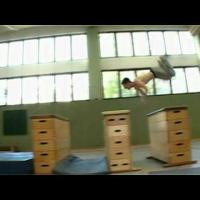 NEW Parkour & 3Run Training  ( indoor )
