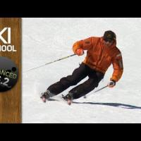 Carving - How to Carve on Skis - Advanced Ski Lesson #6.2