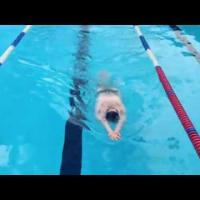 Breaststroke Drill - Kick On Back