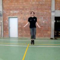 Rope Skipping Twister