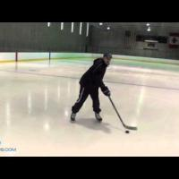Basic Stationary Stick Handling Drill for Beginners