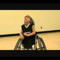 wheelchair basketball - Shooting