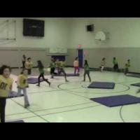 Grade One to Five Physical Education - Striking Games