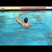 Water Polo - Suicide Drill