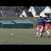 'Kick Chase' Rugby Training Drill
