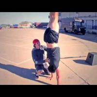 Handstand Practice and Spotting Pt.3