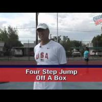 Mega Drills High Jump