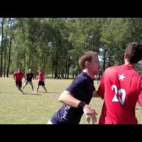 Ultimate Frisbee Offensive Tactics