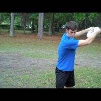 How To Throw A Backhand Far