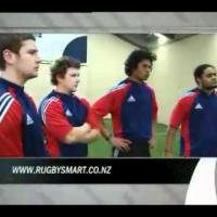 Intro to Rugby: Part 2 - Lifting Skills