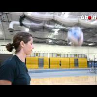 How to Do an Overhand Volleyball Serve