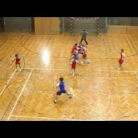 Basic Handball - Set Defence 1-5