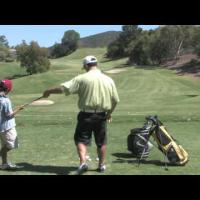 Golf Contact Drill