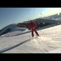 Learning to Ski: Parallel Skiing lesson