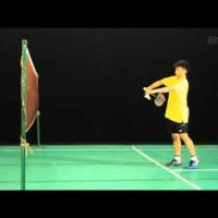 Coach Education Level 1 - Strokes - Backhand low serve - 16