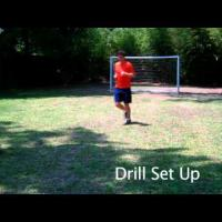 How to do a Step Over in Soccer