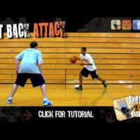 Flat Back Dribble ATTACK!!! (Full Screen Demonstrations)