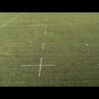 'Line Discipline' Rugby Training Drill