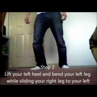 How to Shuffle Dance Part 8