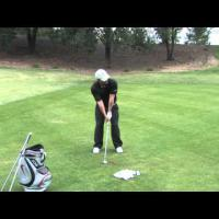 Golf Drill How To Set Up