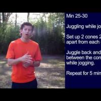 Soccer Drills - 30 Minute Soccer Training Session  7