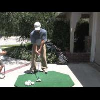 Golf Drill Using Your Socks