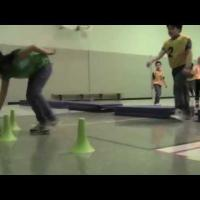 Grade One to Five Physical Education - Target Games