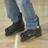 Rollerblades: how to turn
