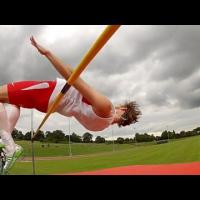 High Jump - Fosbury Flop, Scissors & Straddle