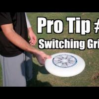 Pro Tip #1 | Switching Grips (Forehand to Backhand
