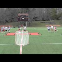 Lacrosse 4 Point Shooting Drill