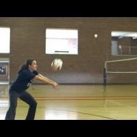 Volleyball: receive / pass