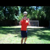Drills in Soccer - 30 Minute Soccer Training Session  17