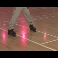How To Do Backward Rollerblading