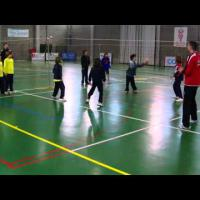 Volleyball Rotation Game for kids
