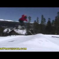 How to Snowboard: First Jump