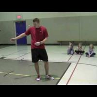 Grade One to Five Physical Education - Invasion/Territorial Games