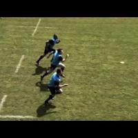 'Changing Gears' Rugby Training Drill